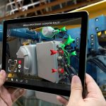 งานอุตสาหกรรม AR ในแพลทฟอร์มเทตโนโลยีและโซลูชันจาก PTC