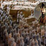 ความลับของสุสานจีนจิ๋นซีฮ่องเต้หุ่นทหารดินเผา